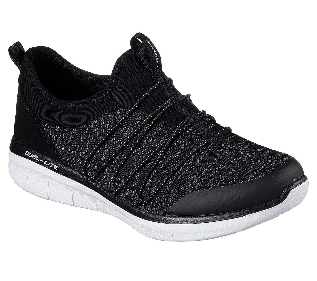 Skechers Synergy 2.0, simplemente elegante Zapato Atlético Caminar. plantilla de espuma espuma de de memoria. c8fa1f