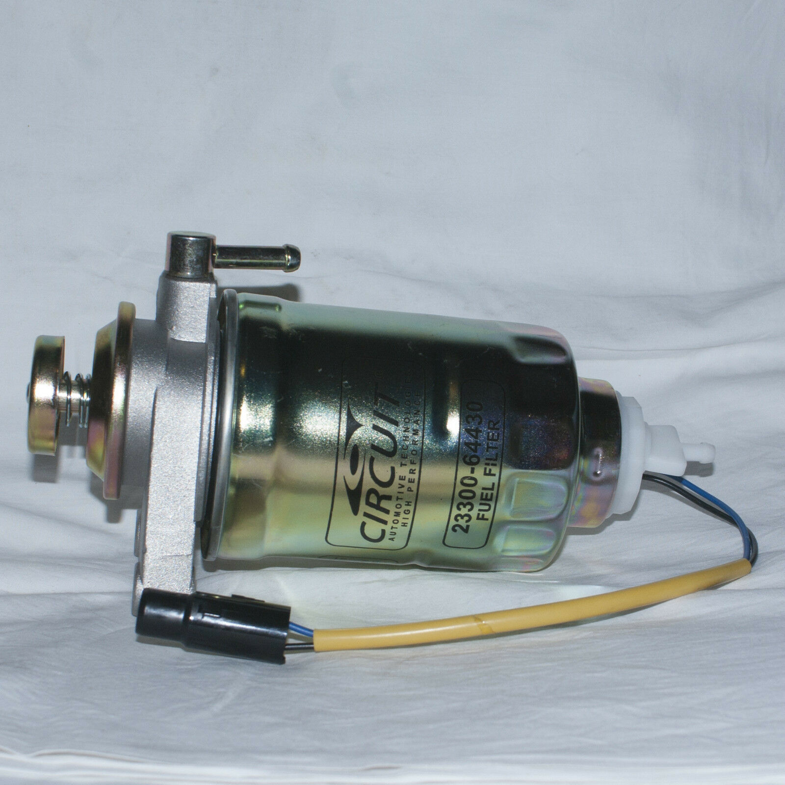 Fuel Lift Pump Primer With Filter Fits Toyota 2c Ebay 1973 Mustang Norton Secured Powered By Verisign