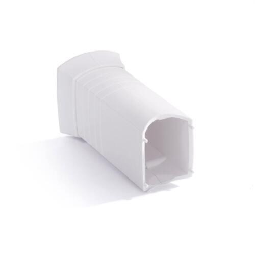 Terma Meg WHITE TERMOSTATICA elemento elettrico per binario calorifero radiatore
