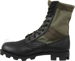 Olive-Drab-Black-Jungle-Boots-Military-8-Tactical-Boots