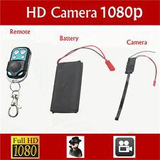 MINI HD 1080P DIY Module SPY Hidden Camera Video DV DVR Motion w/ Remote Control