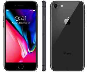 APPLE IPHONE 8 64GB 4G LTE SPACE GRAY GARANZIA APPLE