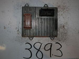 2008 08 SUZUKI FORENZA RENO COMPUTER BRAIN ENGINE CONTROL ECU ECM MODULE
