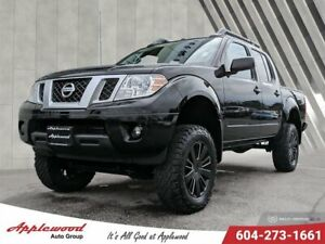 2018 Nissan Frontier CREW CAB PRO 4X STANDARD BED AUTO