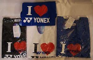 Yonex Tshirt_YONEX SX3604 Clothing_YONEX Badminton Tennis_I Love YONEX Shirt