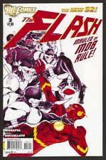 THE FLASH #3 NM- Manapul Buccellato New 52 DC Comics 1st 2012 COMBINED SHIPPING!