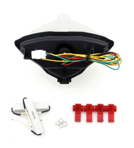 Integrated LED TailLight Turn Signals For Yamaha YZF R1 2004-2006  B2