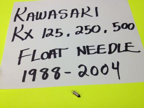 K /& L FLOAT NEEDLE 18 8977 KAWASAKI KX 125 250 500 1988 2004