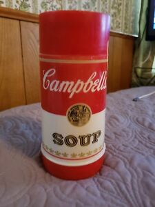 Details about Vintage 1970s Campbells ONLY THERMO FOOD/DRINK NO LUNCHBOX