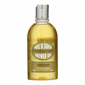 L'Occitane Almond Shower Oil 8.4oz, 250ml Bath & Body Cleansers & Shower #660