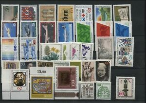 Germany-Federal-Frg-vintage-yearset-Yearset-1980-Mint-MNH-complete-Complete