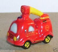 Camion Badou Sapeurs Pompiers Type Jouet Enfant Babar Feve Porcelaine 3d