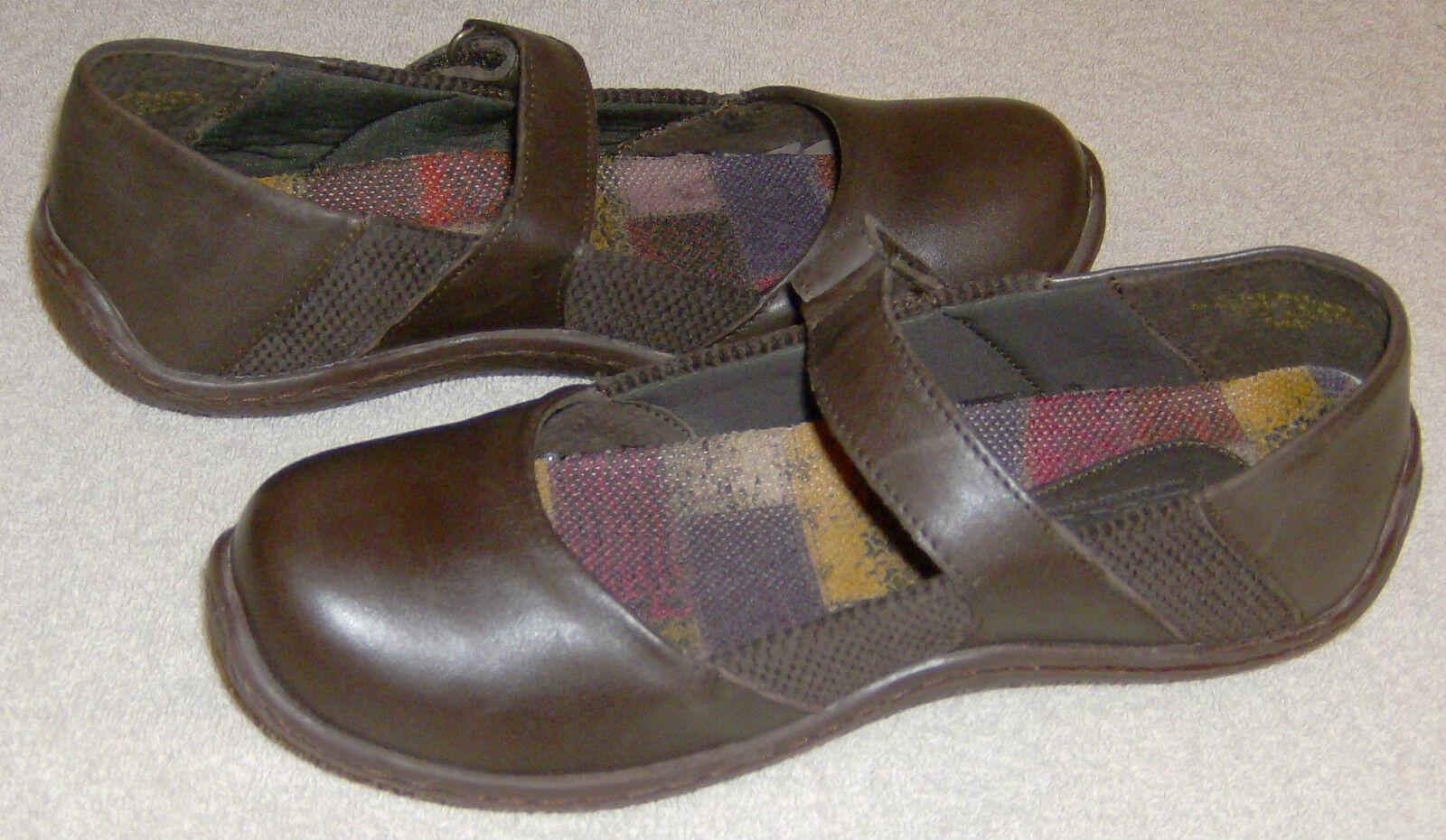 Zapatos señoras nacido Connie Marrón Espresso Nuevo en en en Caja Tamaños 6.5M 7.5M 8M Leather cómoda  oferta especial