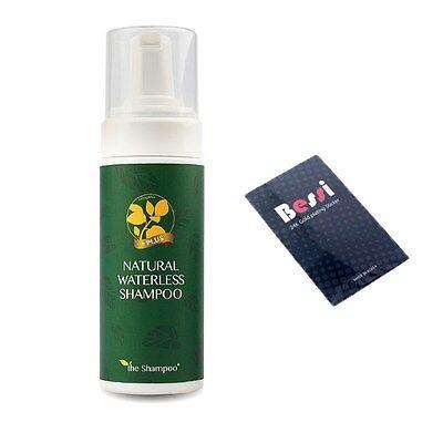 [made in korea] Natural Waterless Shampoo 150ml / 5.3oz dry shampoo waterless