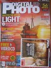 Digital Photo June 2016 Master Light Canon EOS 1D X Mk II Portraits & Video CD