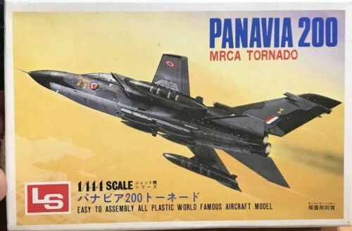 1//144 Modern Fighter Panavia MRCA 2000 Tornado Italy German RAF :LS Models