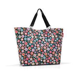 reisenthel shopper XL Einkaufstasche Schultertasche Tragetasche Happy Flowers
