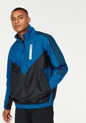 ADIDAS ORIGINALS NMD Half Zip Windbreaker Jacket Size Medium RRP £135 VERY RARE