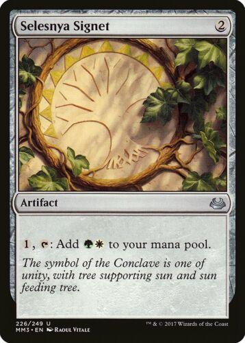 Selesnya Signet Modern Masters 2017 NM Artifact Uncommon MAGIC CARD ABUGames