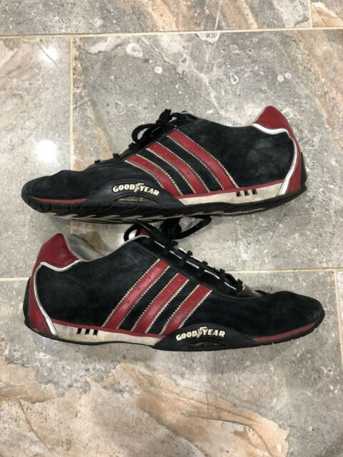 Men's Adidas Adi Racer Low Goodyear racing driving shoes sneakers size 10.5