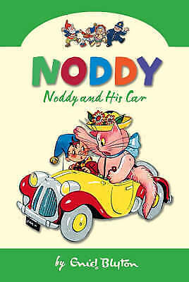 Noddy And His Car (Noddy Classic Collection, Book 3), Blyton, Enid, Good Book