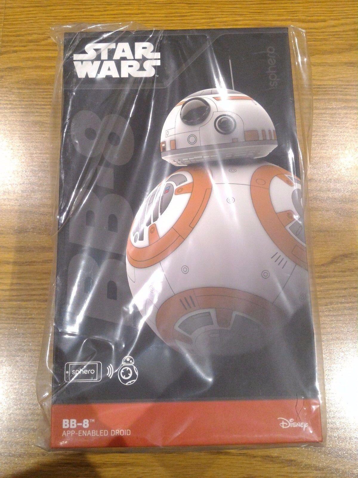 STAR WARS Sphero BB-8 Droid (Force Awakens App-Enabled)   NEW