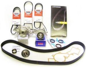 S L on 2000 Nissan Xterra Water Pump