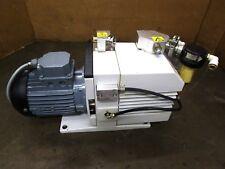 Leybold Ti16b A673630 55 Kw Trivac Vacuum Pump 190 240380 480v 3ph 1680rpm