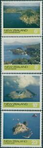 New-Zealand-1974-SG1061-1064-Offshore-Islands-set-MNH