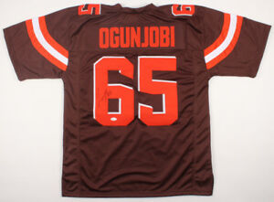 larry ogunjobi browns jersey