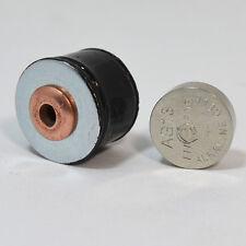 Battery INSERT ADAPTER for KRASNOGORSK-3 KRASNOGORSK-2 movie camera for LR-44
