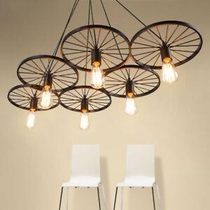 Details About Bar Ceiling Lamp Kitchen Chandelier Lighting Vintage Pendant Light Office Lights