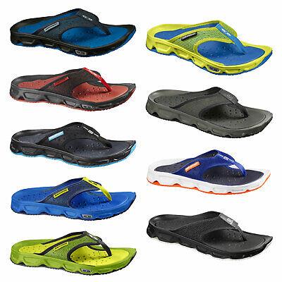 Salomon RX Break Herren Outdoor Sandale Flip Zehentrenner Flops Schlappen Schuhe | eBay