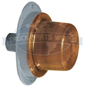NEW Amber LED Single Contact BETTS MFG light 500255