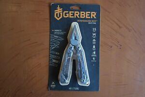 New Sealed Gerber Suspension-NXT Multi-tool 15 tools Hiking