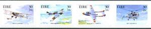 PerséVéRant Irlande-aviation Militaire-auto-adhésif-lot De 4 Neuf Sans Charnière (2000) -1368-71-adhesive-set Of 4 Mnh (2000)-1368-71fr-fr Afficher Le Titre D'origine