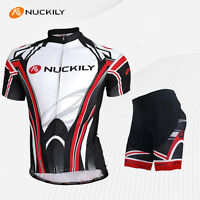 Men Outfits Ropa Ciclismo Cycling Jersey Shorts Set Bike Bicycle Sportswear Suit