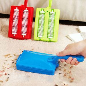 Mini-cepillo-de-rodillos-de-Alfombra-Alfombra-Barredora-De-Mano-De-Suciedad-Limpiador-para-Limpieza