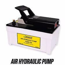 Jackco Air Hydraulic Foot Pump 10000 Psi