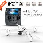 Hot! Hubsan X4 H502S FPV 5.8G GPS RC Quadcopter 720P HD Camera RTF Drone Toy H4W