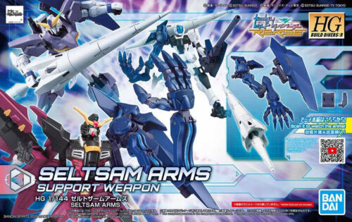 Gundam 1//144 HGBDR #15 Gundam Build plongeurs Re Rise seltsam Arms MODEL KIT
