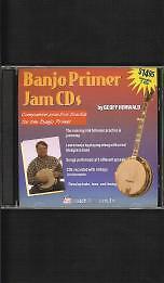 BANJO PRIMER JAM CDs Hohwald