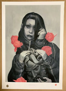 Joao Ruas Madonna With Child Rare Art Print Signed And Stamped X/45