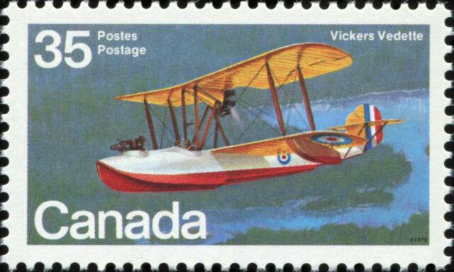 Canada Scott 845 Vickers Vedette VF-81 MNH OG (20273)