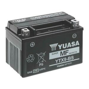 Bater/ía YTX9-BS 12/V 8/Ah para Suzuki GSR 600/de 2006 a 2010 Yuasa