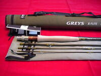 Hardy Greys X-flite Fly Rod 8ft 4 Line