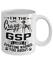CRAZY-GSP-LADY-MUG-GERMAN-SHORTHAIRED-POINTER-GSP-COFFE-MUG-GSP-ACCESSTORIES thumbnail 1