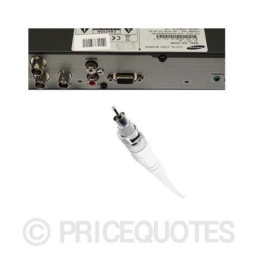 Microphone Kit for Samsung Surveillance Security System SDH-B3040 200ft