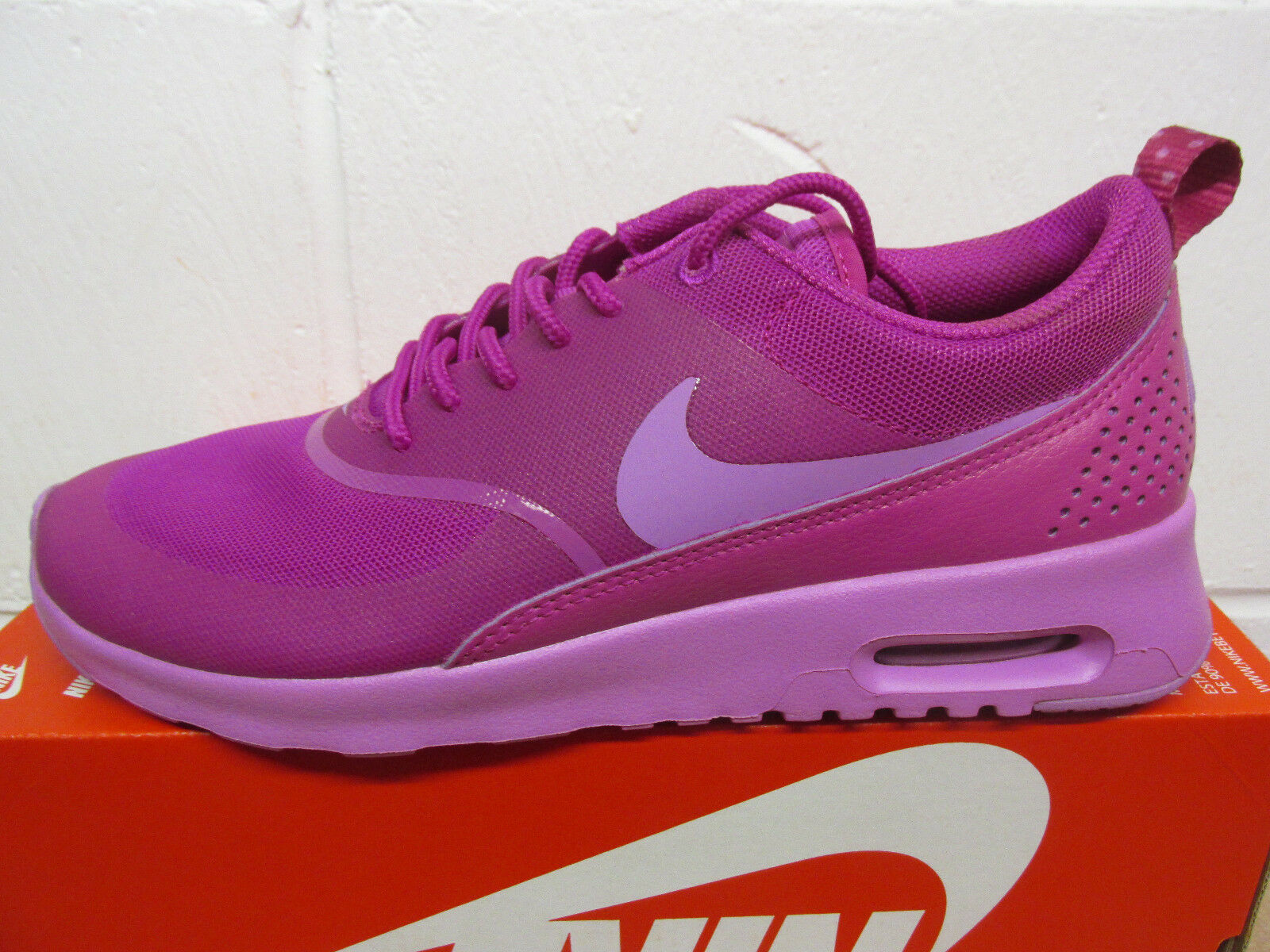nike womens air max thea running trainers 599409 502 sneakers shoes CLEARANCE