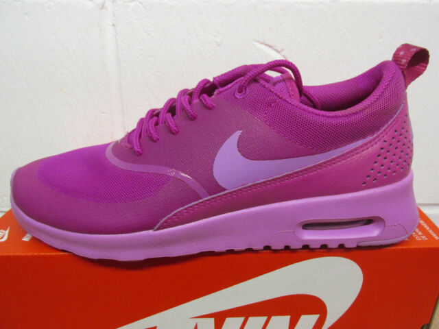 Purple Wmns Womens Max Nsw Thea Nike Air Running Fuchsia Shoes qqwTxFXHrS